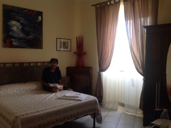 Bed & Breakfast Orti di Trastevere: Papavere room
