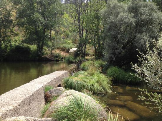 Praia Fluvial de Folgosa