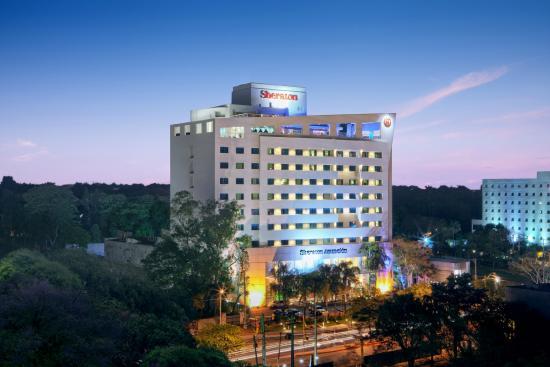 Sheraton Asuncion Hotel: Hotel building