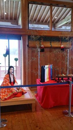 Itsukinomiya Hall for Historical Experience: 内部の様子
