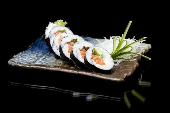 Goko Restauracja Japonska : Fotomak sake