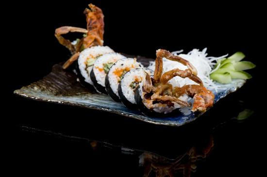 Goko Restauracja Japonska : Rolka z krabem