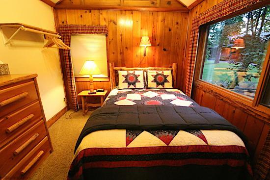 Averill's Flathead Lake Lodge: Accommodation