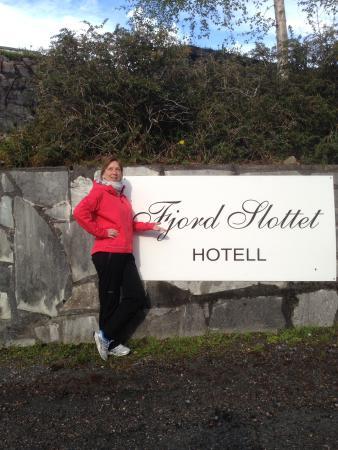 Fjordslottet Hotell: Fjordslottet hotel