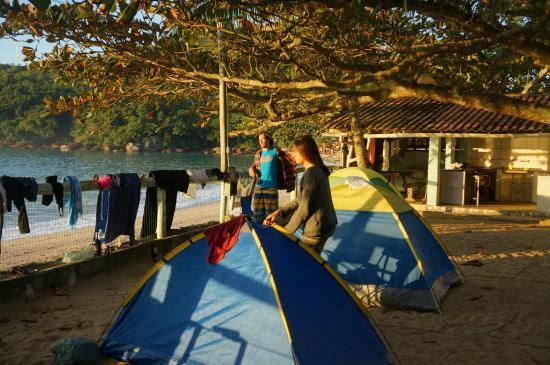 Camping e Pousada Ponta da Trindade