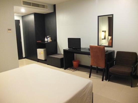Miramar Hotel Bangkok: superior double room