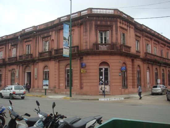 Concepcion del Uruguay, Argentina: Casa del Gral Urquiza en la ciudad. Museo Andrés García