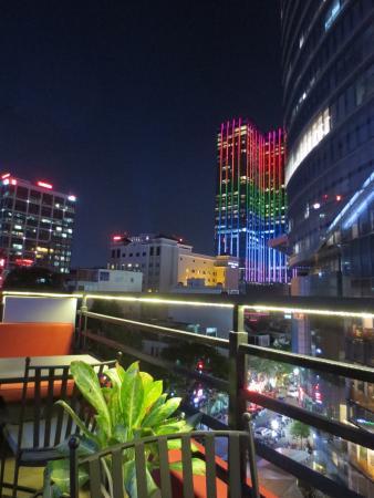 Window View - Chanh Bistro Rooftop Saigon LTT Photo