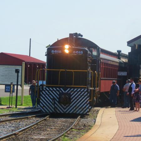 Strasburg Rail Road: Get there early to beat the crowds!