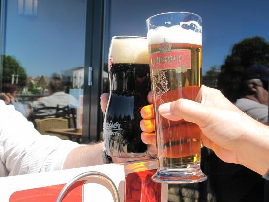 Wenzel Prager Bierstuben: Czech beer