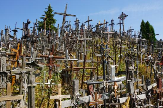 ‪Hill of Crosses - Kryziu Kalnas‬