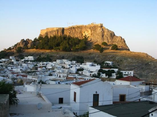 photo3.jpg - Picture of Village of Lindos, Lindos ...
