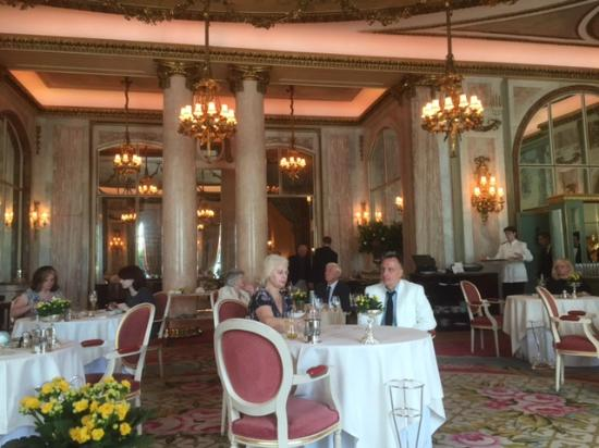 The Ritz London View Across Dining Room