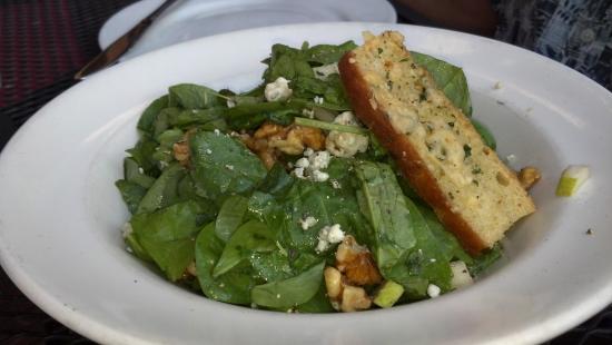 Данвилл, Калифорния: Ferrari Spinach Salad