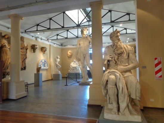 Museo de Calcos y Escultura Comparada