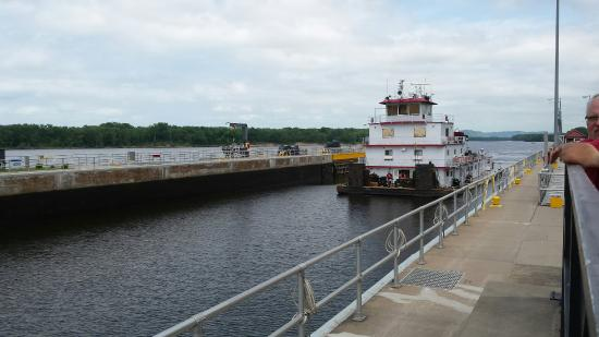 Minnesota City, MN: Lock & Dam No. 5