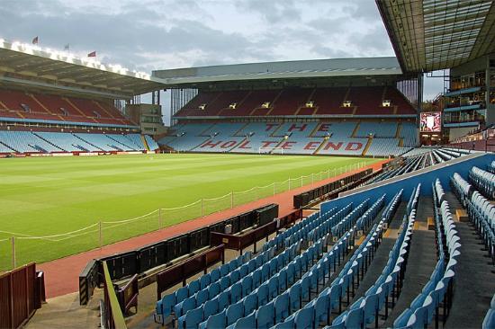 Aston Villa Stadium Tours Tripadvisor