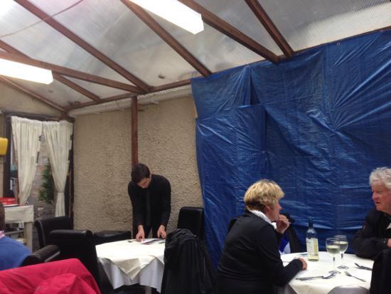 Maisha Restaurant: Dining Al fresco !!!!!!!!!!