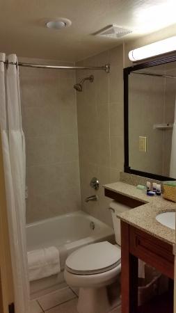 Best Western Plus Grosvenor Airport Hotel : bathroom