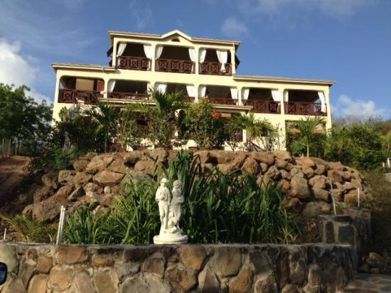 Villa Touloulou: The villa
