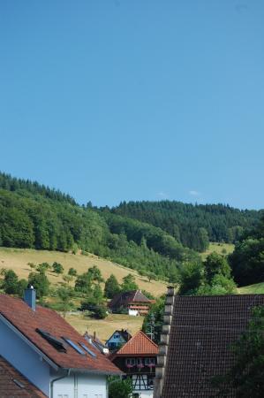Landhaus Hechtsberg: View from room 7