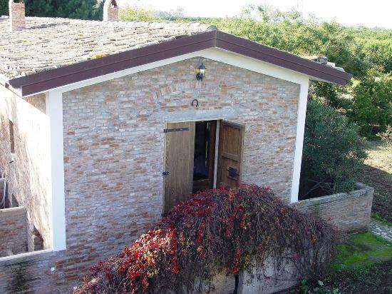 Agriturismo Al Vecchio Biroccio: la nostra camera famiglia o mini appartamento