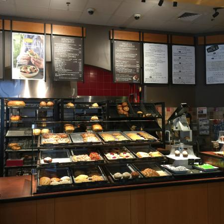 Panera Bread: Good Selection