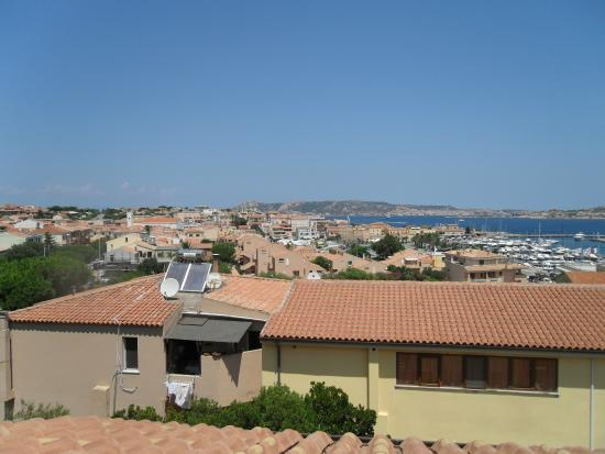 Hotel Piccada: View from balcony