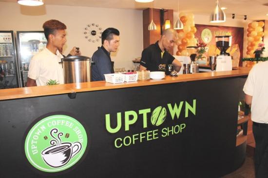 uptown coffee