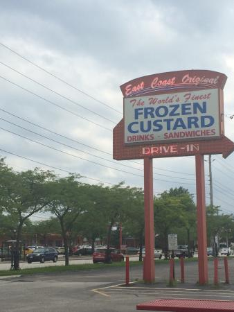 East Coast Original Frozen Custard