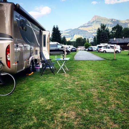 Campground Schwarzsee