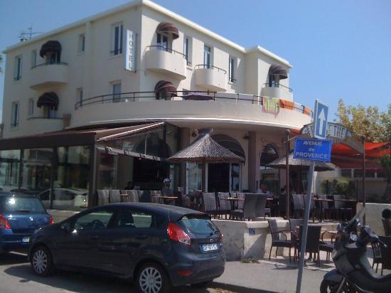 Hotel Ciotat Vue Mer