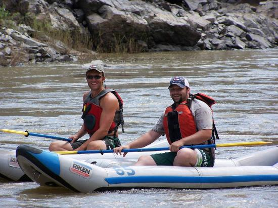 Grand Junction, CO: White Water Rafting Trips