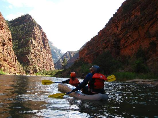 Grand Junction, CO: Adventure Bound River Rafting Trip