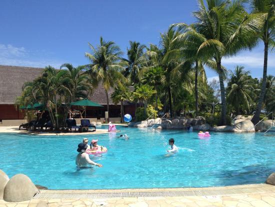 Pool - Nexus Resort & Spa Karambunai: .