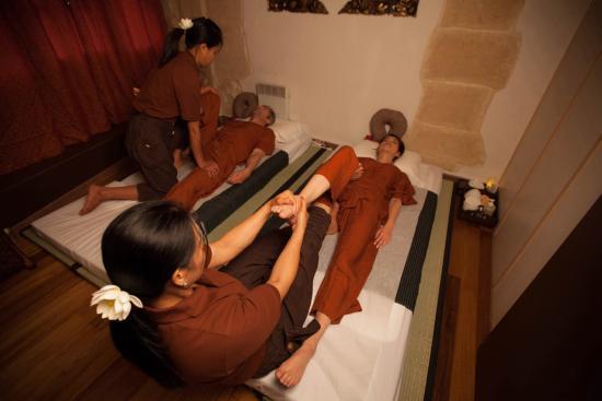 Wannonce massage ile de france