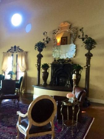 The Villa at Little Cape Horn : lobby