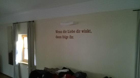 Zimmerwand