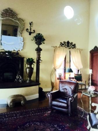 Cathlamet, วอชิงตัน: lobby