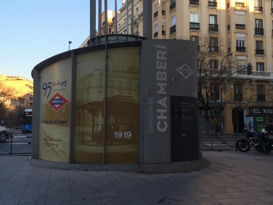 Estacion de Chamberi