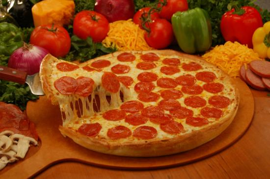 CheeZies Pizza