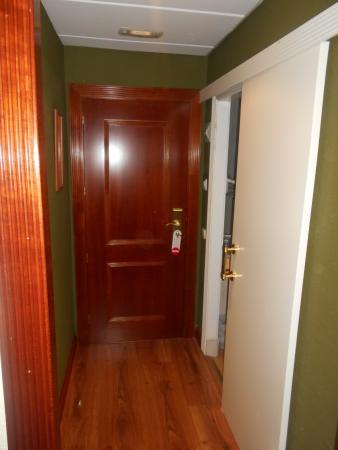 Torremangana Hotel: Entrada