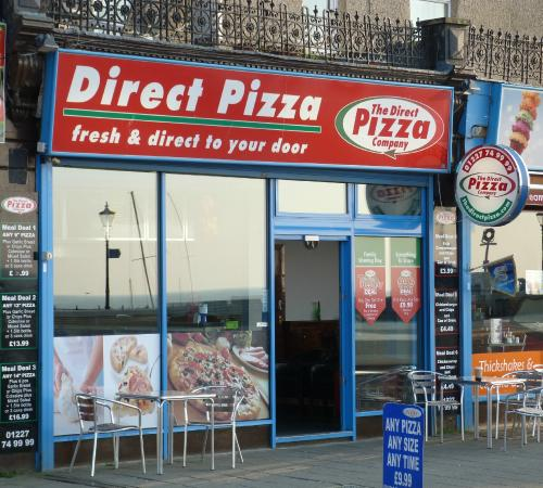 The Direct Pizza Company Herne Bay 61b Central Pde