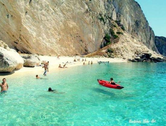 Aspri Ammos, Othonoi, Greece