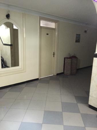 Firouzeh Hotel: 1st Floor Lobby