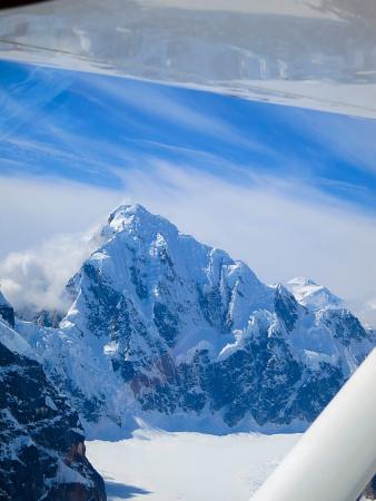Alaska Bush Float Plane Service: Fantastic views.