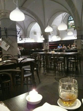 Restaurace Radniční Sklípek