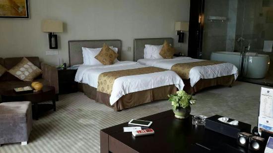 Suzhou Grand Metropark Resort Yangcheng Lake : The Suzhou Metropark Resort