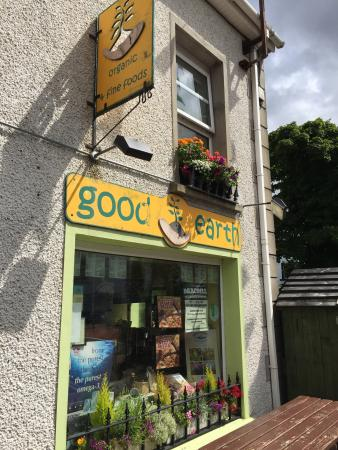 Good Earth Farm Healthfood Shop & Cafe