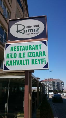 Köfteci Ramiz Nevşehir